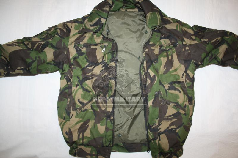 2001 Slavyanka winter suit 3 items (kukla/DPM), Chechen wars