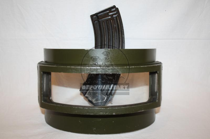 K6-3 (6B6-3) №20 (same numbers) titanium bulletproof helmet